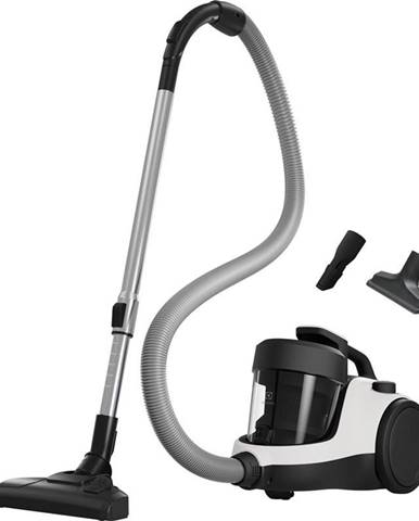 Podlahový vysávač Electrolux Ease C2 ECC21-2IW biely