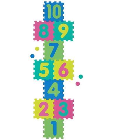 Penové Puzzle S Číslami Playmat