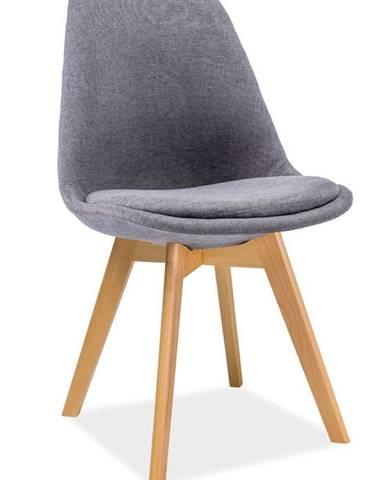 Signal Jedálenská stolička Dior B