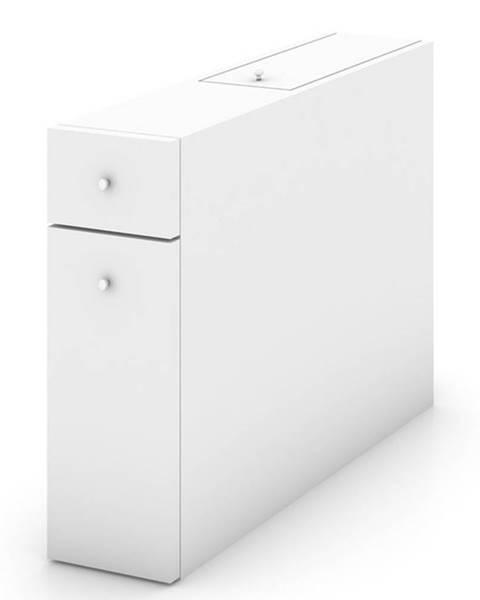 Sconto Kúpeľňová skrinka SMART biela