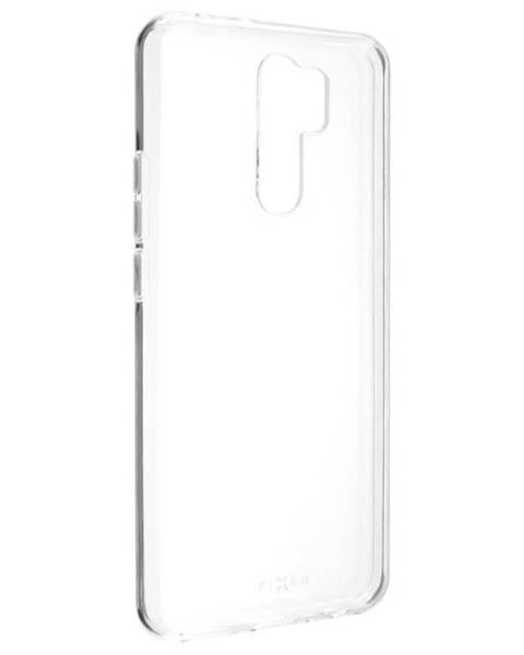 FIXED Kryt na mobil Fixed Skin na Xiaomi Redmi 9 priehľadný