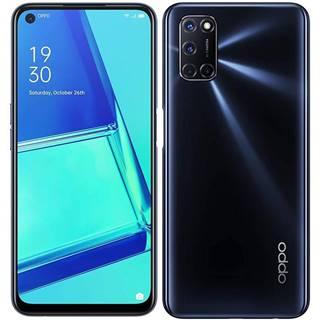 Mobilný telefón Oppo A52 čierny
