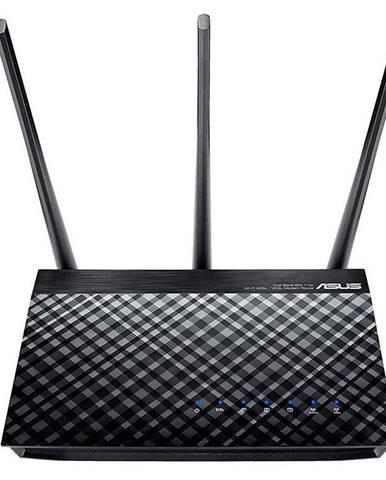 Router Asus DSL-AC750 - AC750 dvoupásmový Adsl/Vdsl Wi-Fi Modem