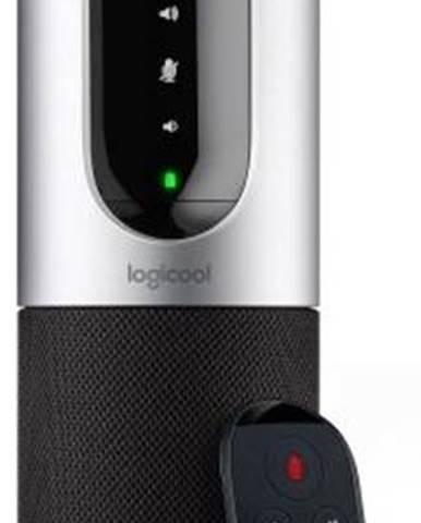 Webkamera Logitech ConferenceCam Connect strieborná