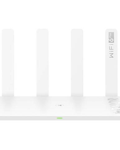 Router Honor 3 Wi-Fi 6 Plus biely