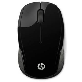 Myš  HP 200 čierna