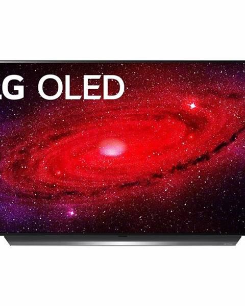LG Televízor LG Oled48cx strieborn