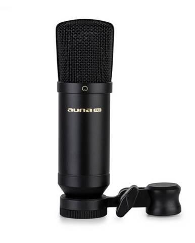 Auna Pro MIC-600 USB, kondenzátorový mikrofón, USB, slúchadlový výstup, plug & play