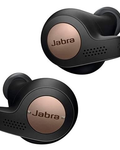 Slúchadlá Jabra Elite 65t čierna/medená