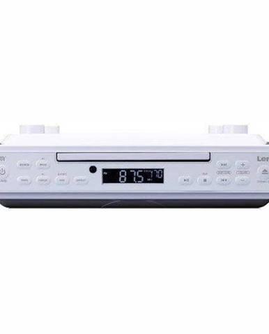 Rádioprijímač s CD Lenco KCR-150 biely