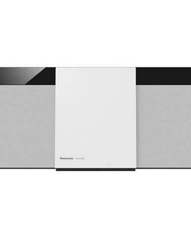 Mikro HiFi systém Panasonic SC-Hc300eg-W biely