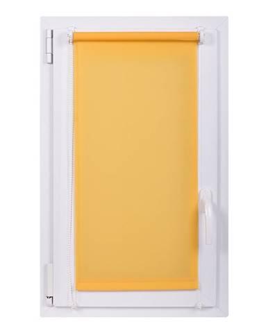 Egibi Roleta MINI Rainbow Line oranžová, 62 x 150 cm
