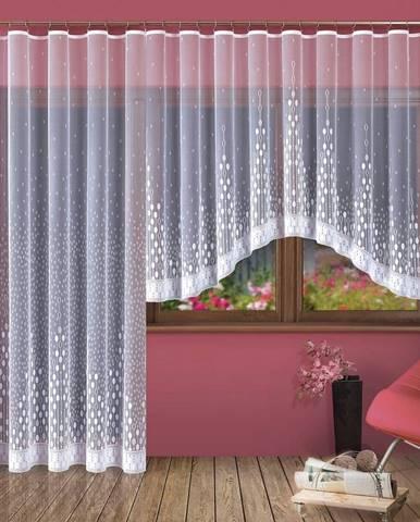 Forbyt Kusová záclona Paula, 300 x 150 cm