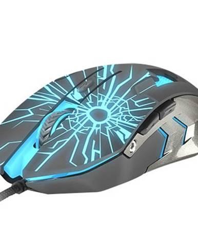 Herná myš Fury Gladiator
