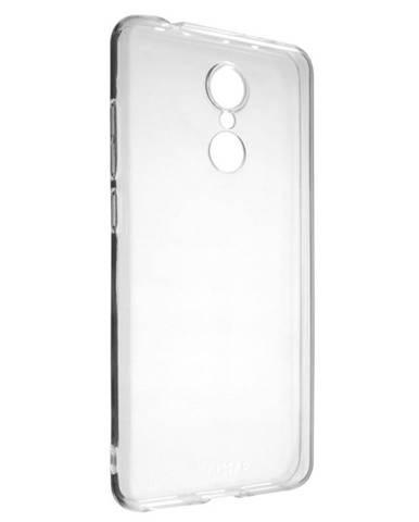 Kryt na mobil Fixed Skin na Xiaomi Redmi 5 Global priehľadný