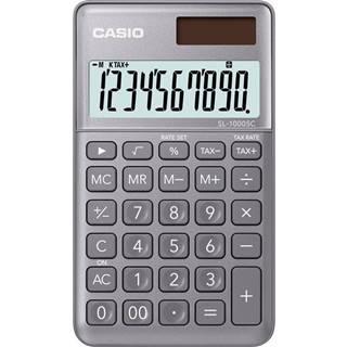 Kalkulačka Casio SL 1000 SC GY siv