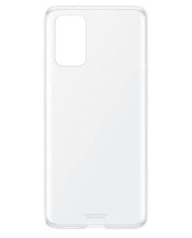 Kryt na mobil Samsung Galaxy S20+ priehľadný