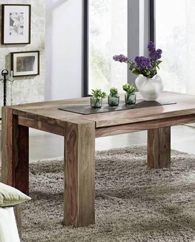 GREY WOOD Jedálenský stôl 180x100 cm, palisander
