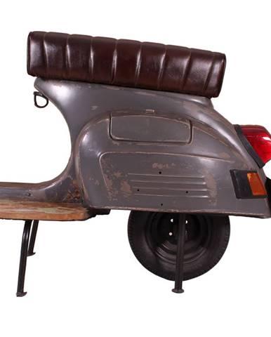 Barová stolička ROLLOR