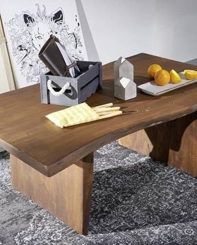 WOODLAND Konferenčný stolík 120x60 cm