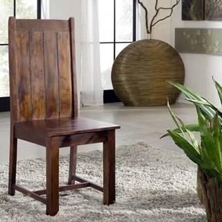 CAMBRIDGE Jedálenská stolička drevená, akácia