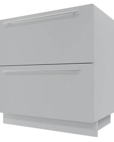 Skrinka do kuchyne Essen grey D2E/80