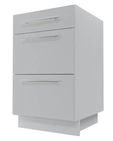 Skrinka do kuchyne Essen grey D3E/50