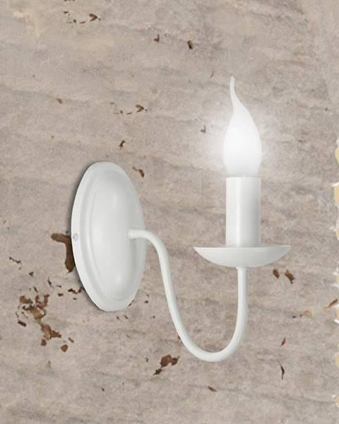 MERKURY MARKET Bellagio Svietniková lampa 1x40w E14 Krémová