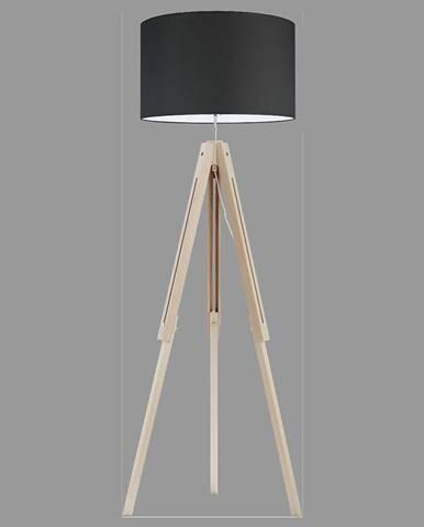 Luster Trevir Wood black 5167 LP1