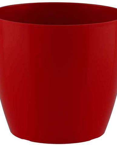 SAN REMO pot 18 cm dark red