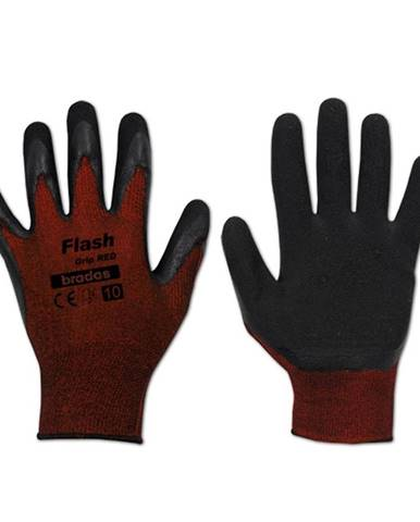 Ochranné rukavice Flash grip veľkosť 10