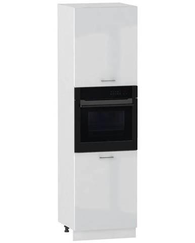 Skrinka do kuchyne Alvico D60PK/2133 P/L luxe blanco BB
