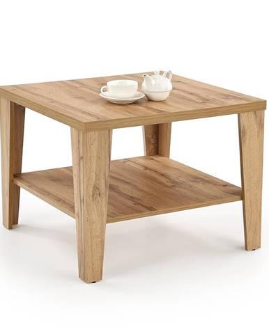 Manta Kwadrat konferenčný stolík dub wotan