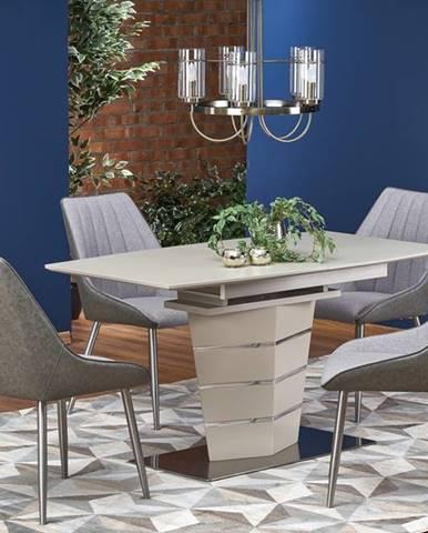 Sorento rozkladací jedálenský stôl champagne