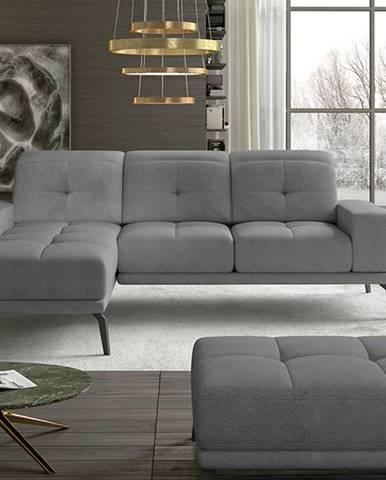 Tirreno L rohová sedačka sivá (Soro 93)