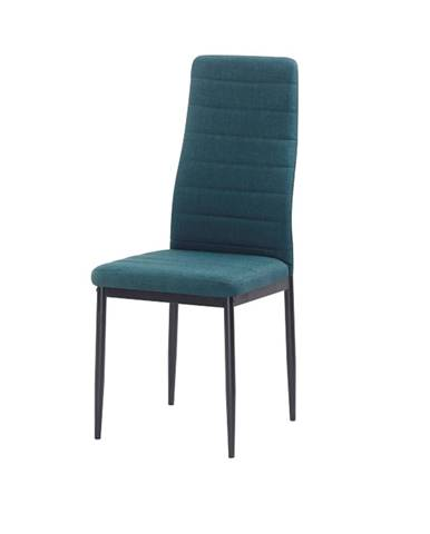 Coleta Nova jedálenská stolička smaragdová