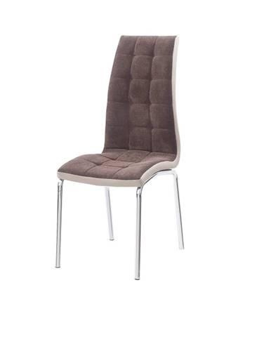 Gerda New jedálenská stolička hnedá