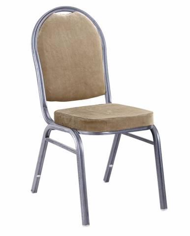 Jeff 2 New konferenčná stolička béžová