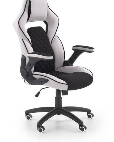 Sonic kancelárska stolička s podrúčkami čierna