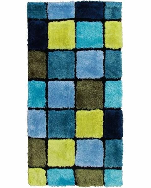 Kondela Ludvig koberec 80x150 cm svetlomodrá