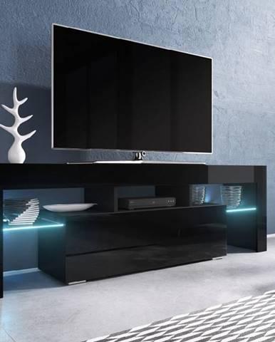 Toro 138 tv stolík čierna