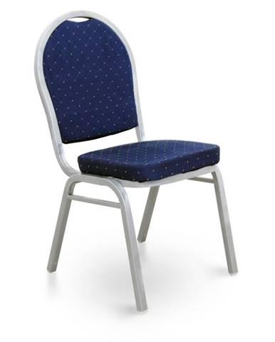 Jeff 2 New konferenčná stolička tmavomodrá