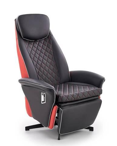 Camaro relaxačné kreslo čierna