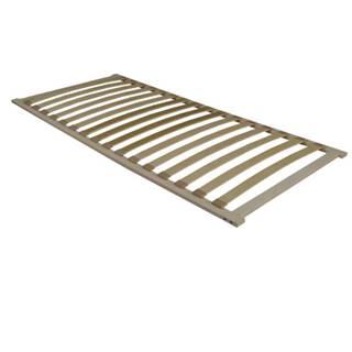 Flex 3-zónový lamelový rošt 80x200 cm brezové drevo
