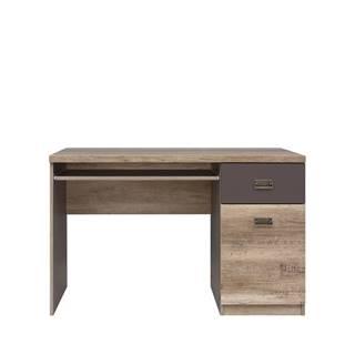 Malcolm BIU1D1S pc stôl dub canyon monument