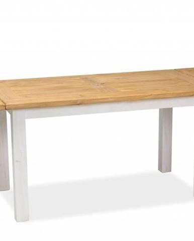 Poprad II rozkladací jedálenský stôl medovo hnedá