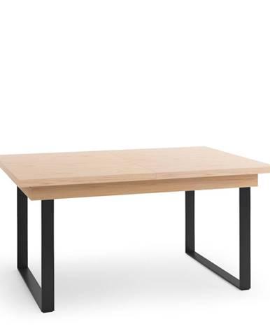 Grande GR-S1 rozkladací jedálenský stôl dub (Grande 01)