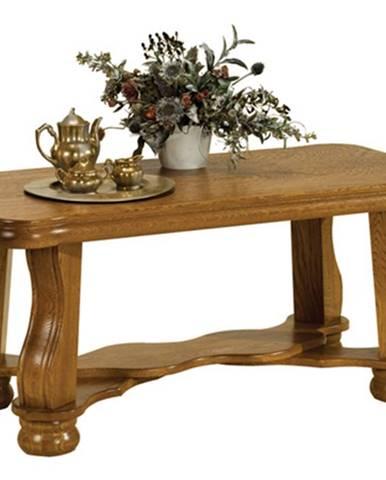 Arek I konferenčný stolík drevo D3