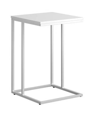 Kala príručný stolík biela