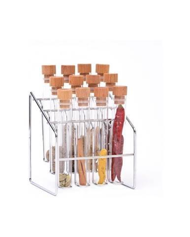 Sada 12 koreničiek Wireworks Spice Lab